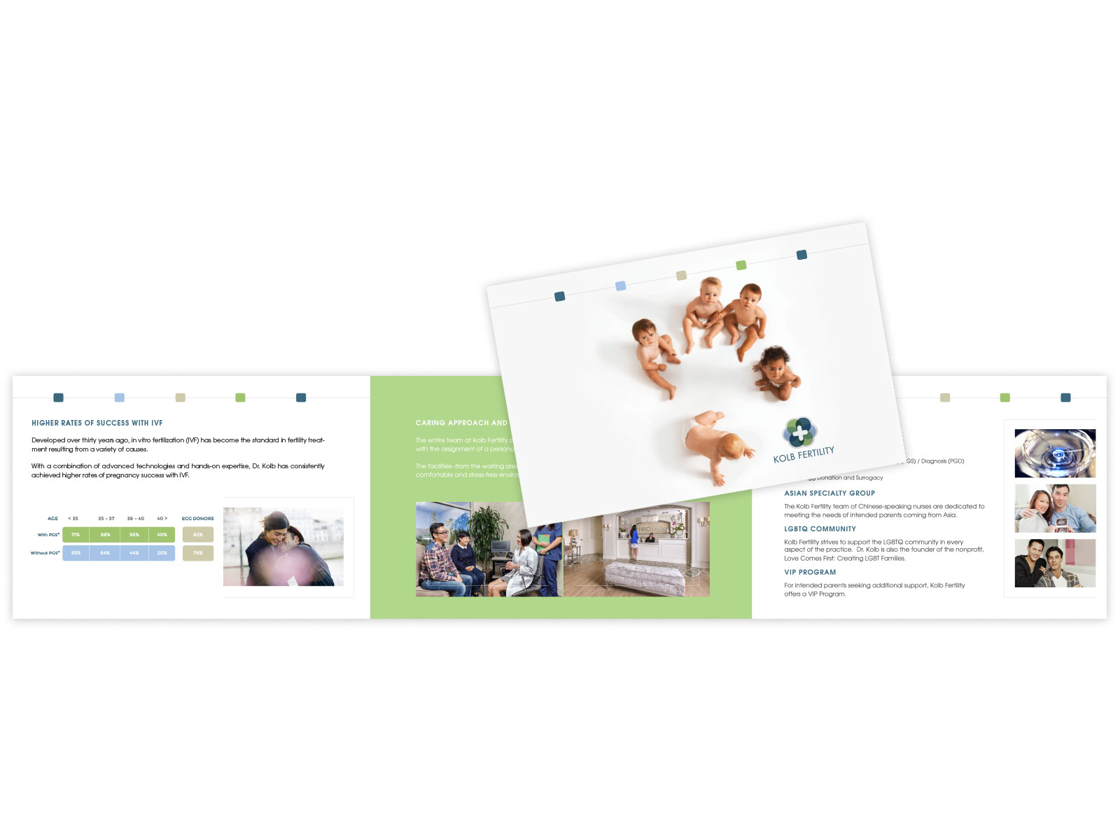 Kolb Fertility Brochure